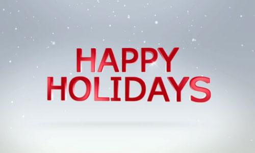 OMEX   Happy Holidays